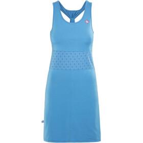 E9 W's Andy Solid Dress cobalt-blue